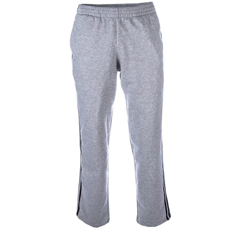 Tepláky Adidas Mens Essentials 3S Light Sweat Pants Grey Marl