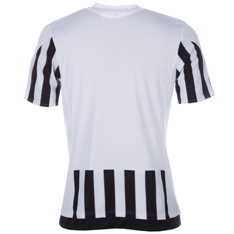 Tričko Adidas Mens Juventus FC Home Jersey White Black, Velikost: M