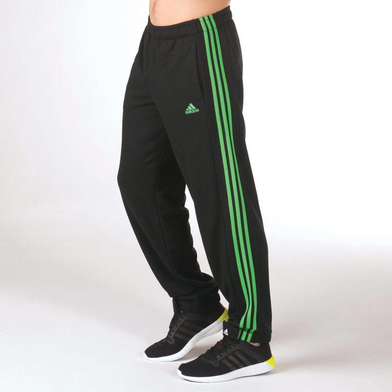 Tepláky Adidas Mens Sport Essentials 3S Pants Black