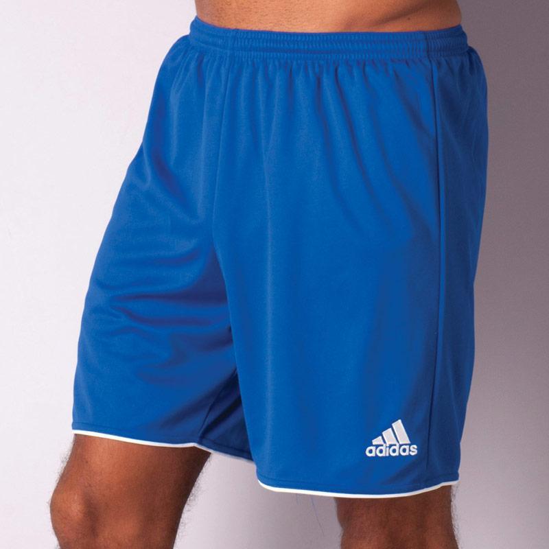Kraťasy Adidas Mens Parma II Shorts Blue-White