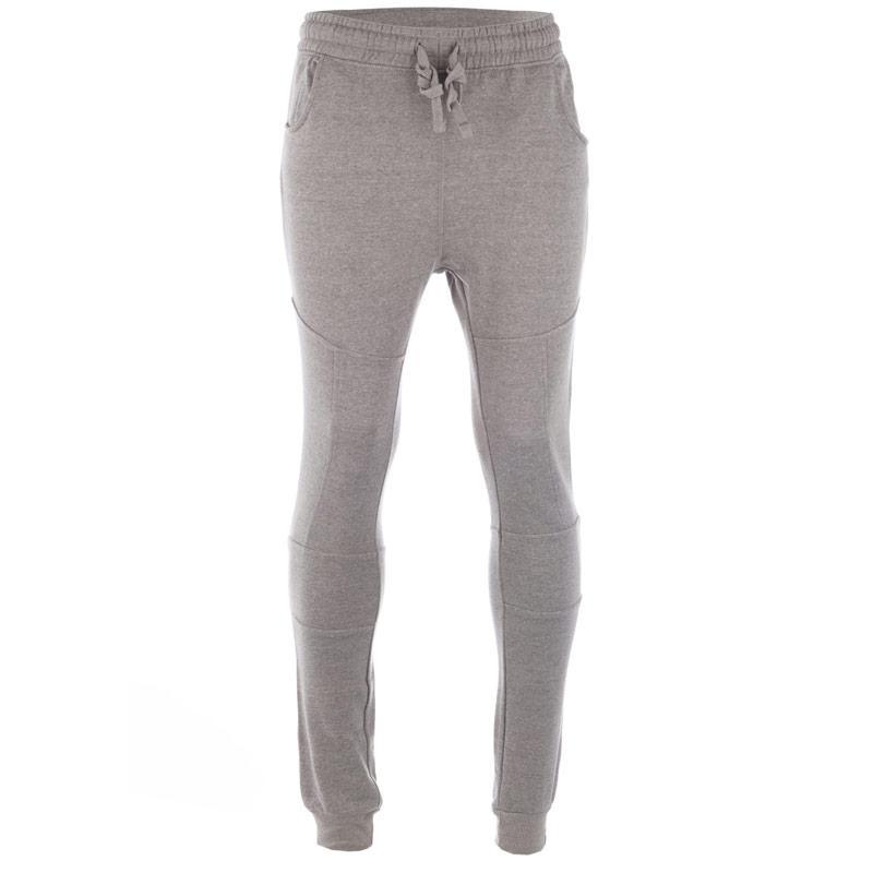 Tepláky Missing Peace Mens Douglas Fleece Pants Grey Marl