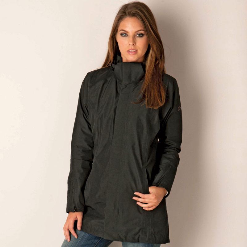 Bunda Berghaus Womens Rhona GORE-TEX Jacket Black