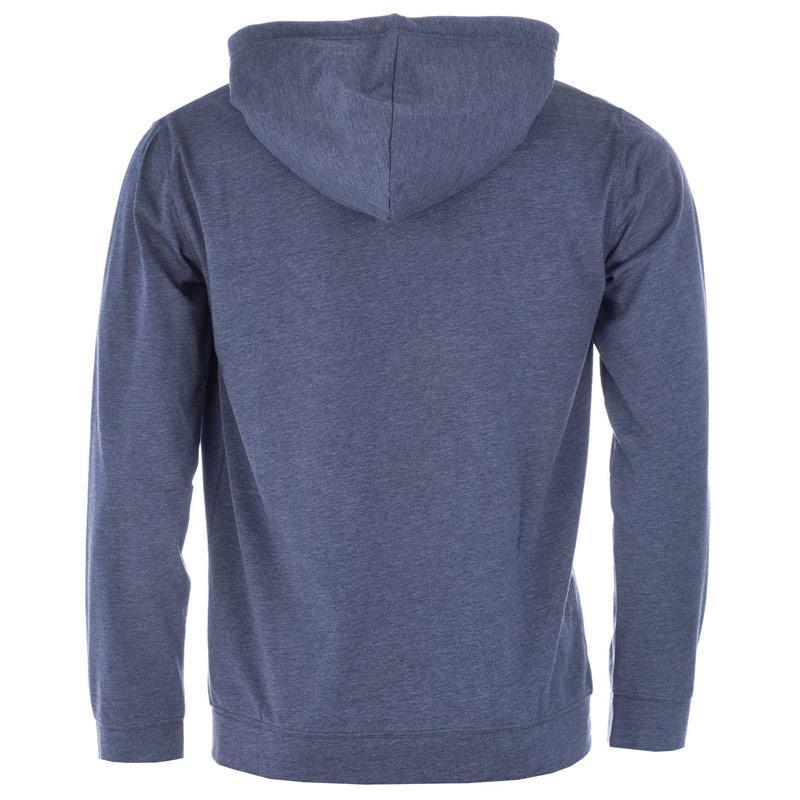 Mikina Replay Mens Hoody Grey