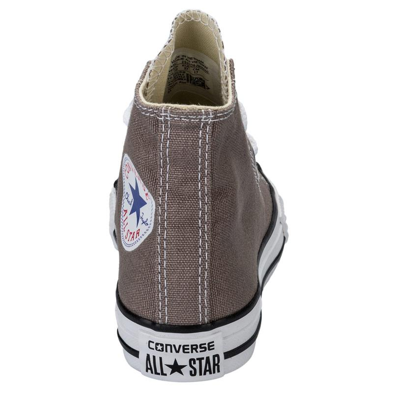 Boty Converse Childrens CT HI Trainers Grey