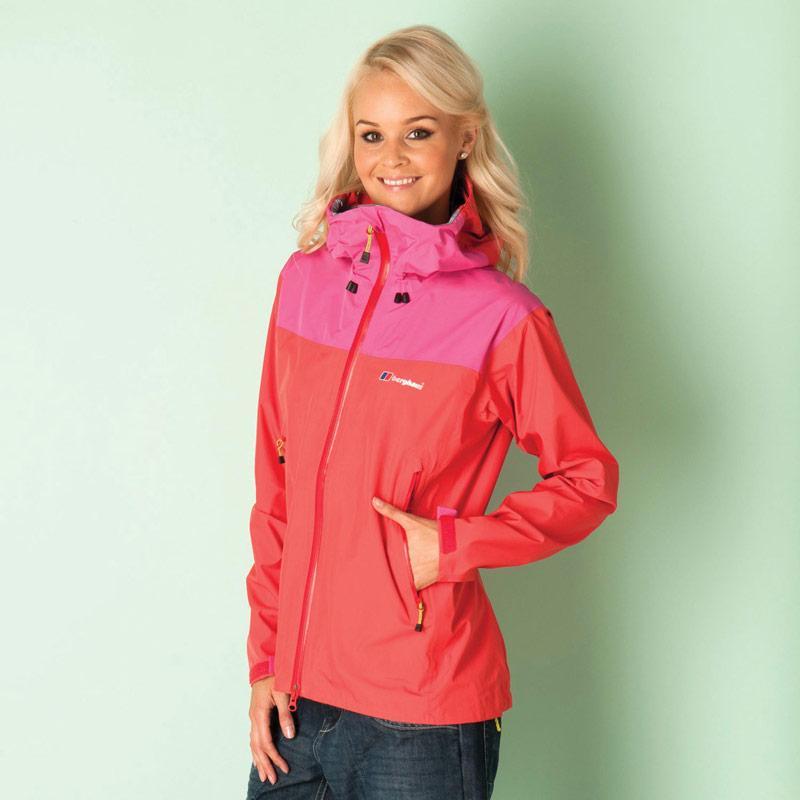 Bunda Berghaus Womens Velum II GORE-TEX® Active Jacket Pink