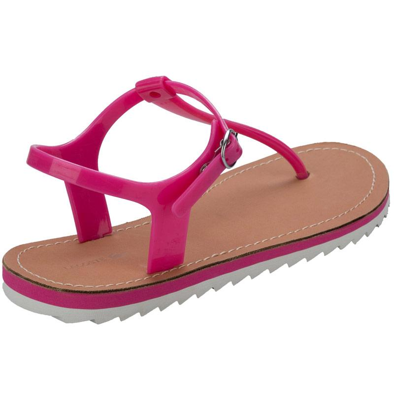 Lacoste Womens Luzerne 2 Sandals Pink