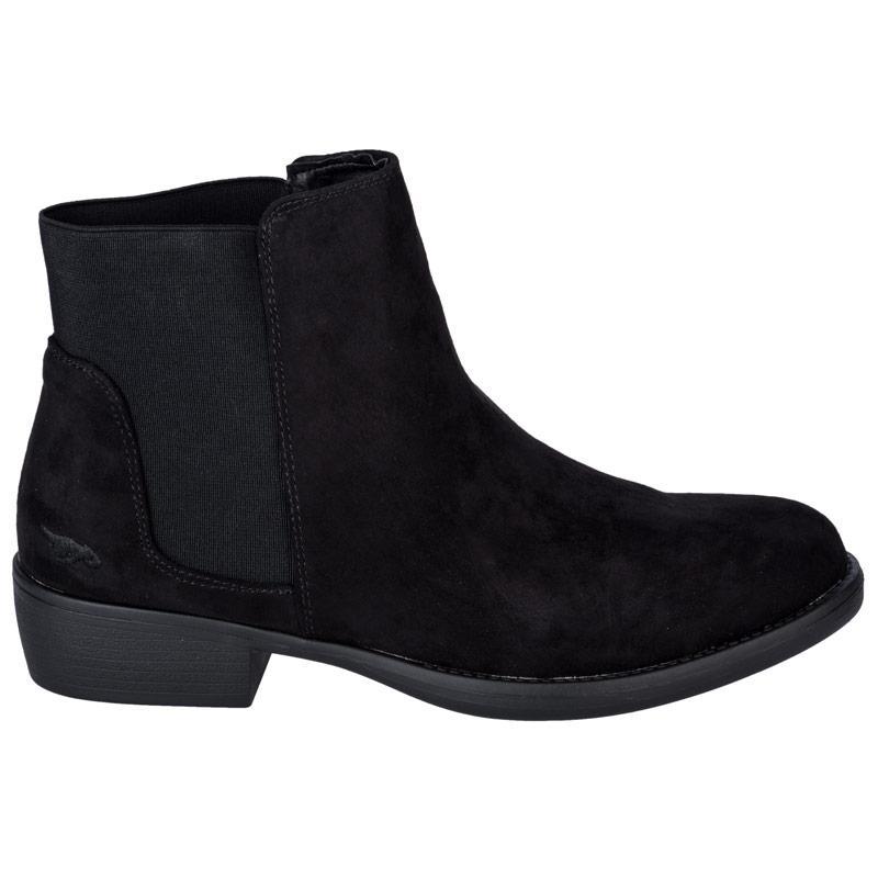 Rocket Dog Womens Topeka Boots Black, Velikost: UK6 (euro 39)