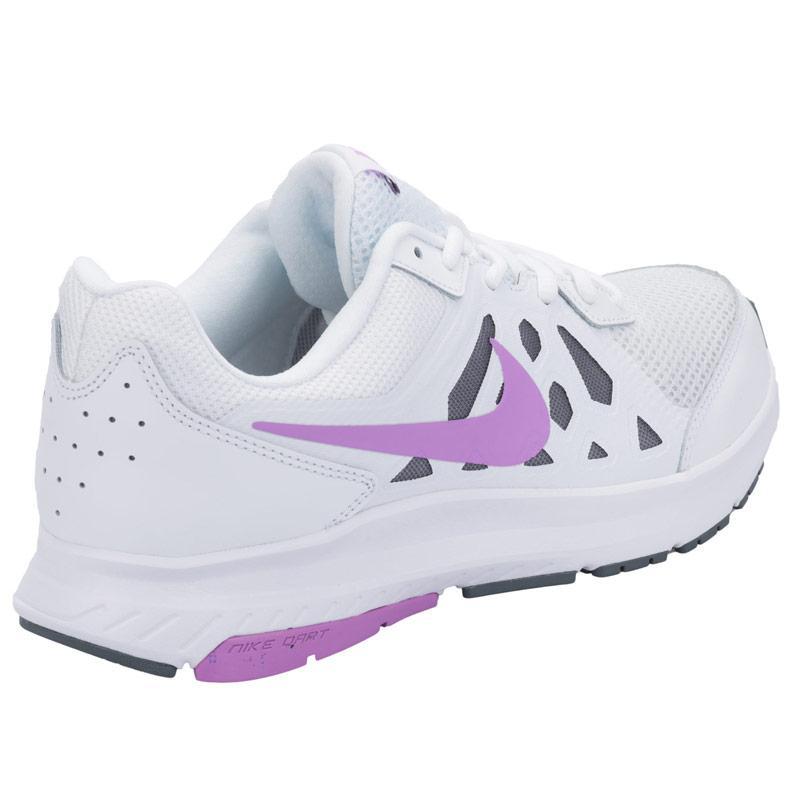 Boty Nike Womens Dart 11 Running Shoes White pink