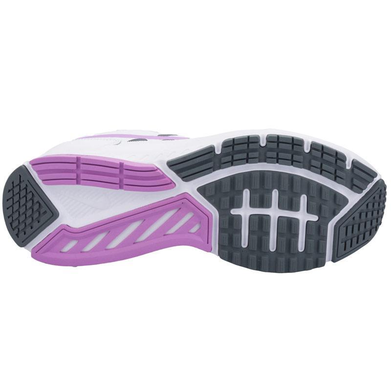 Boty Nike Womens Dart 11 Running Shoes White pink, Velikost: UK6 (euro 39)