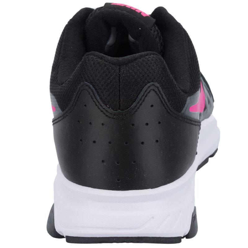 Boty Nike Womens Dart 11 Running Shoes black pink