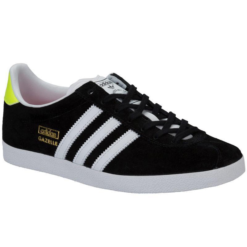 Boty Adidas Originals Womens Gazelle OG Trainers Black