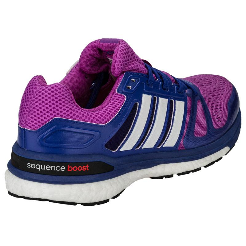 Boty Adidas Womens Supernova Sequence 7 Running Shoes Pink