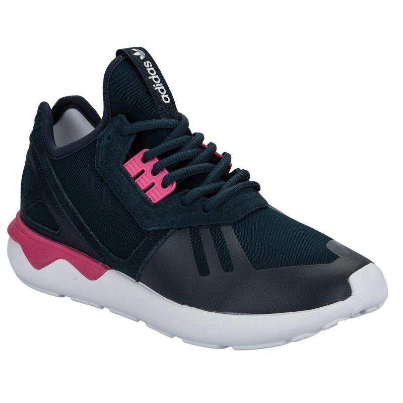 Boty Adidas Originals Womens Tubular Runner Trainers Petrol