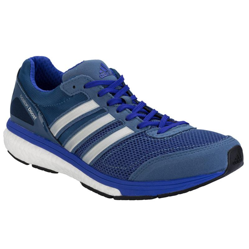 Boty Adidas Womens Adizero Boston 5 Running Shoes Blue