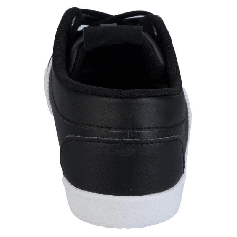 Boty Adidas Originals Womens Adria PS 3 Stripes Trainers Black