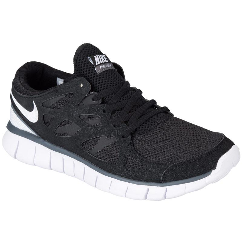 Boty Nike Womens Free Run 2 Ext Running Trainers Black
