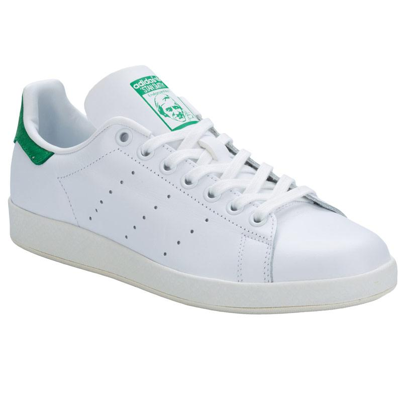 Boty Adidas Originals Womens Stan Smith Luxe Trainers White