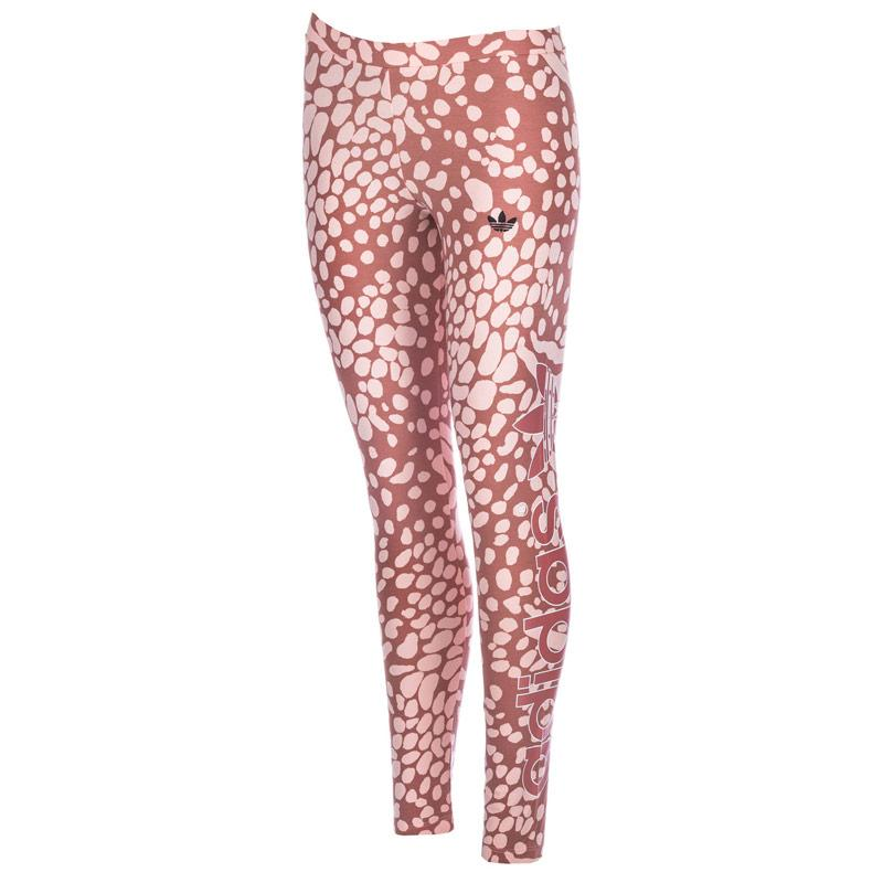 Legíny Adidas Originals Womens Caribbean Leggings Pink