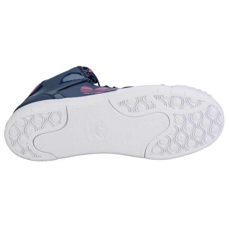 Boty Adidas Originals Womens Midiru Court 2.0 Trefoil Trainers Navy, Velikost: UK4,5 (euro 37,5)