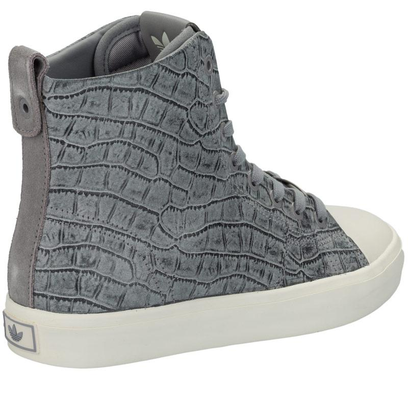 Boty Adidas Originals Womens Honey 2 Trainers Grey, Velikost: UK7,5 (euro 41,5)