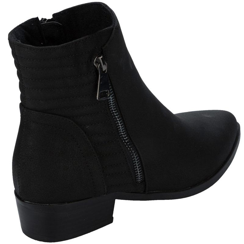 Vero Moda Womens Thea Boots Black