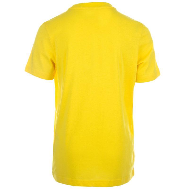 Tričko Adidas Junior Boys Brazil T-Shirt Blue