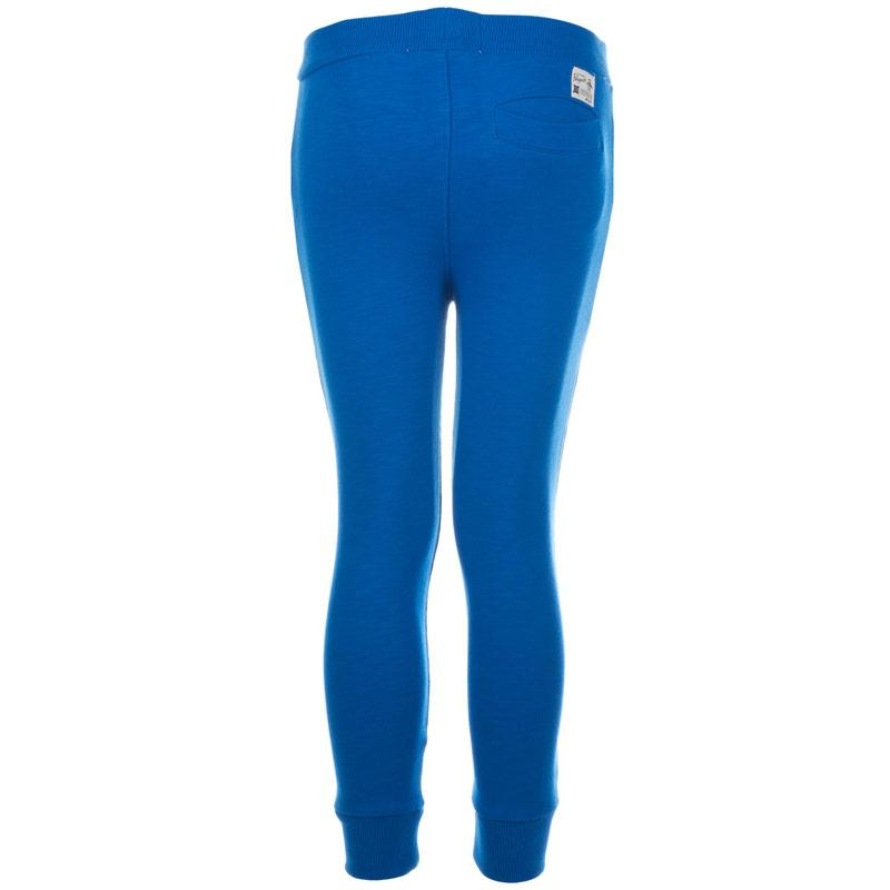 Kalhoty Original Penguin Junior Boys Fleece Jog Pant Blue
