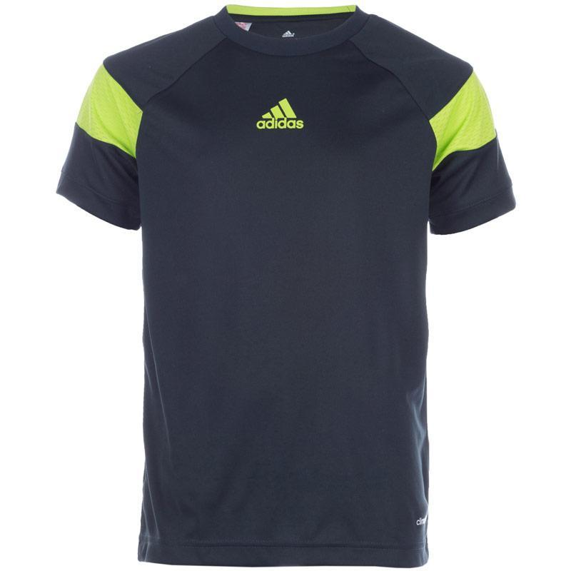 Tričko Adidas Junior Boys Nitrocharge T-Shirt Black