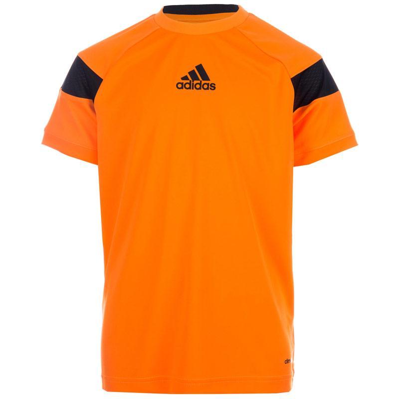 Tričko Adidas Junior Boys Nitrocharge T-Shirt Orange