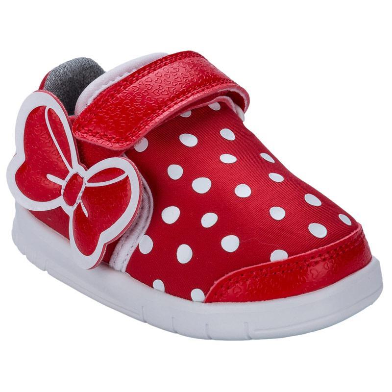 Adidas Infant Girls Disney Trainers Red, Velikost: UK8,5 (euro 42,5)