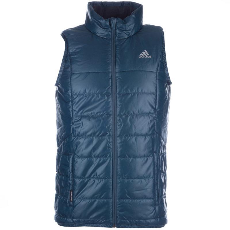 Vesta Adidas Mens Basic Padded Vest Midnight, Velikost: S