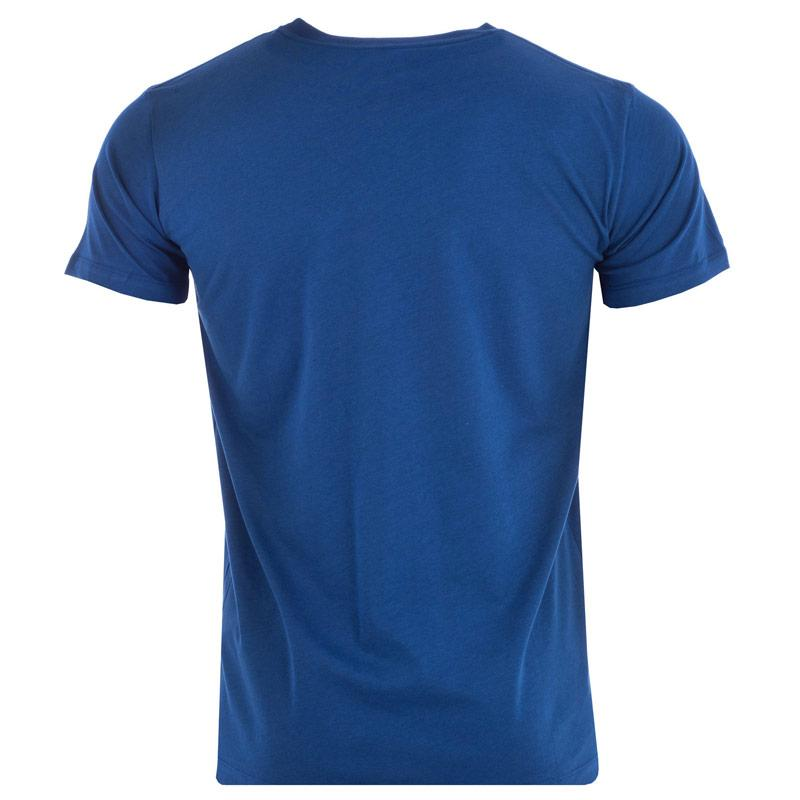 Tričko Diesel Mens T-Aethalas T-Shirt Royal Blue