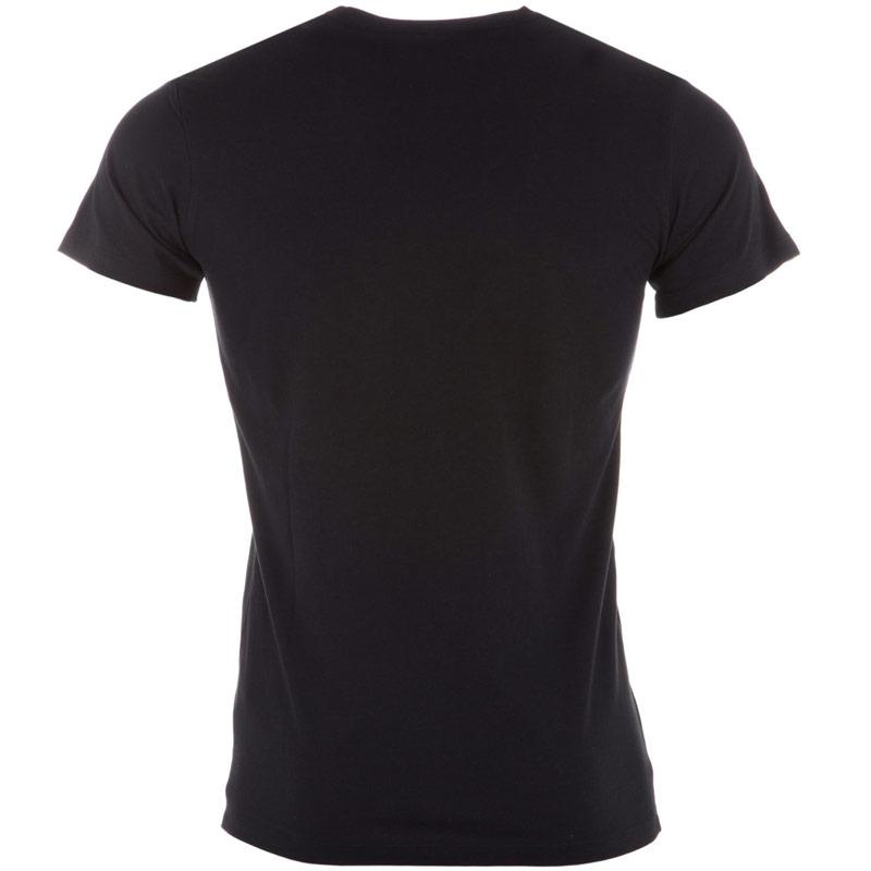 Tričko Diesel Mens T-Hita T-Shirt Black