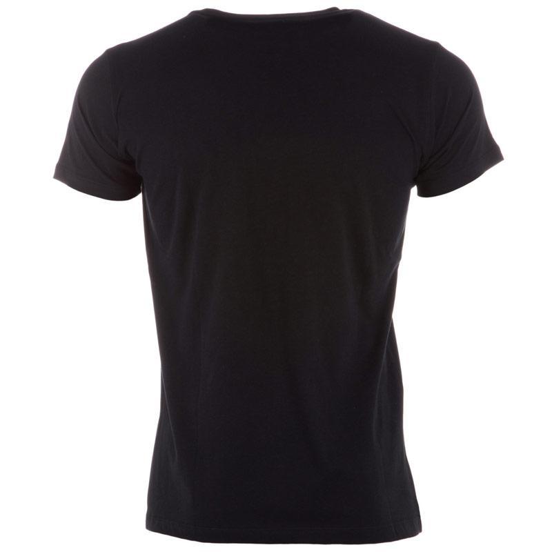 Tričko Diesel Mens T-John T-Shirt Black