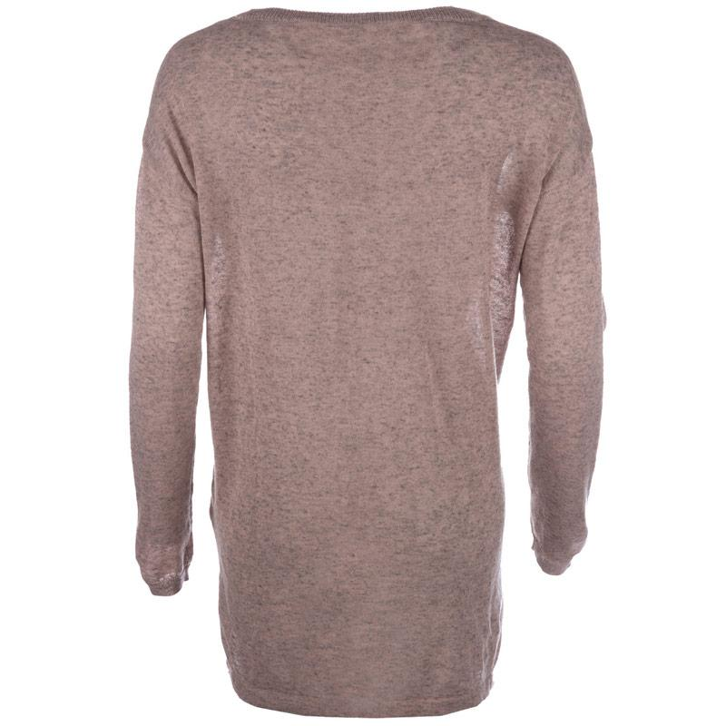 Svetr Vero Moda Womens Altha Jumper Rose