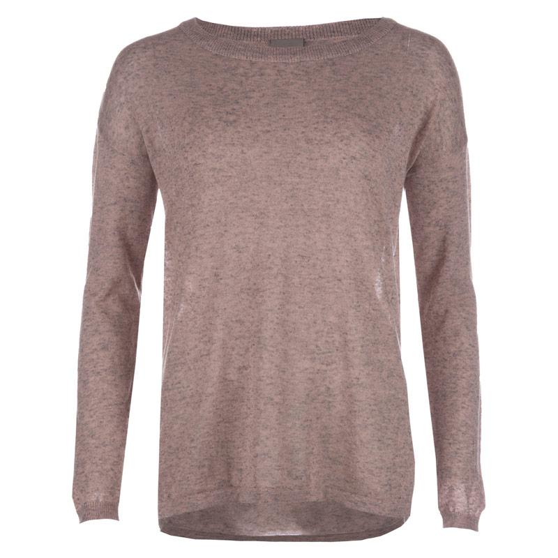 Svetr Vero Moda Womens Altha Jumper Oatmeal
