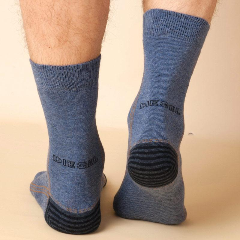 Ponožky Diesel Mens Skm-Ray Socks Blue