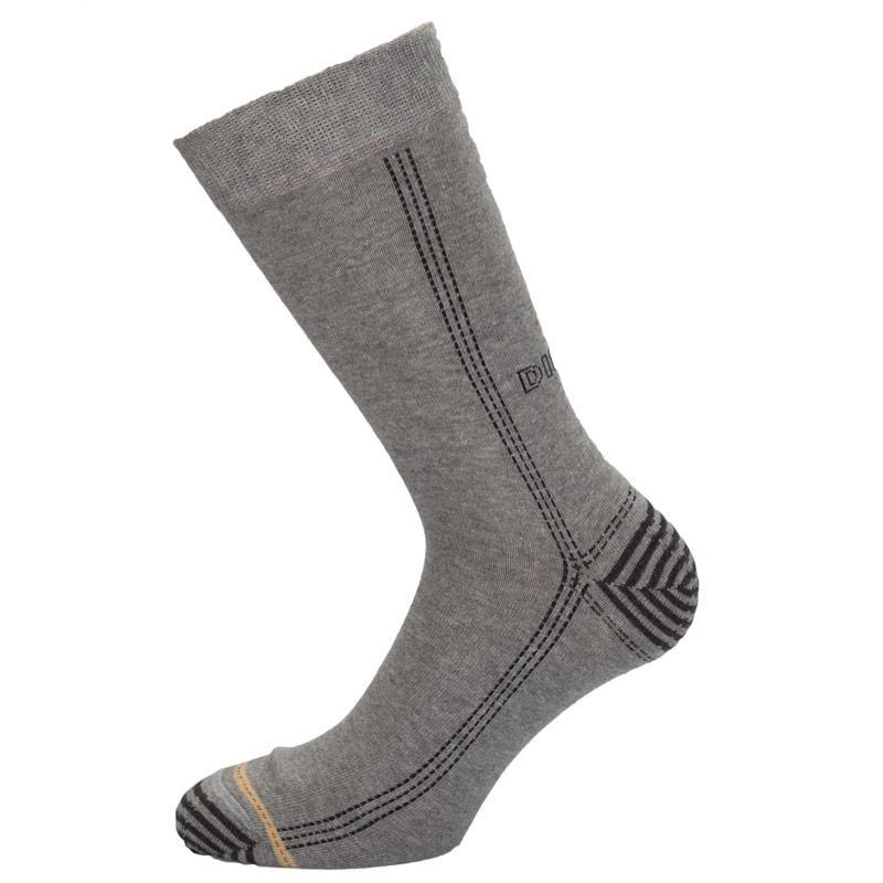 Ponožky Diesel Mens Skm-Ray Socks Grey Marl