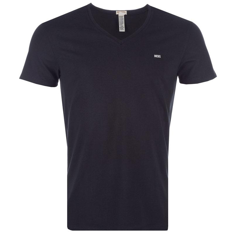 Tričko Diesel Mens Umtee-Michael T-Shirt White