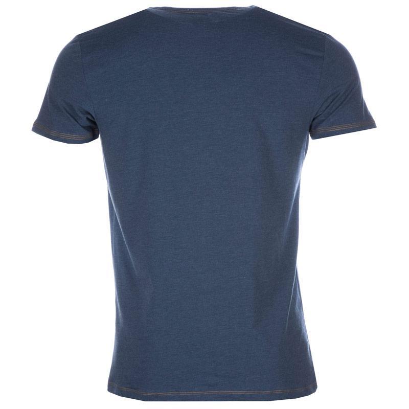 Tričko Diesel Mens Umtee-Randal T-Shirt Charcoal Marl