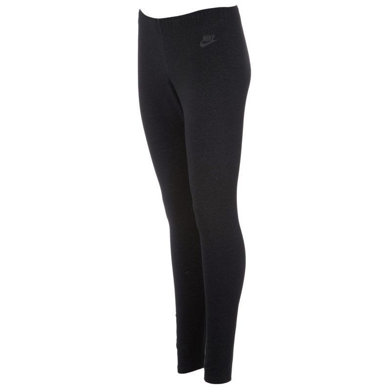 Tepláky Nike Womens Leg A See JDI Leggings Black