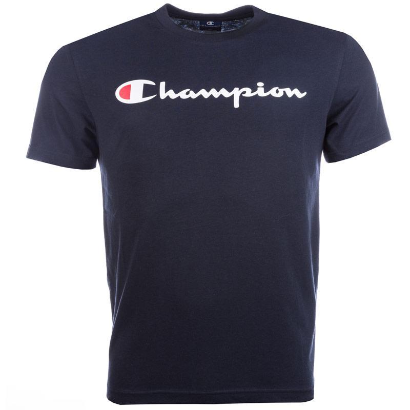 Tričko Bench Mens Logo T-Shirt Grey