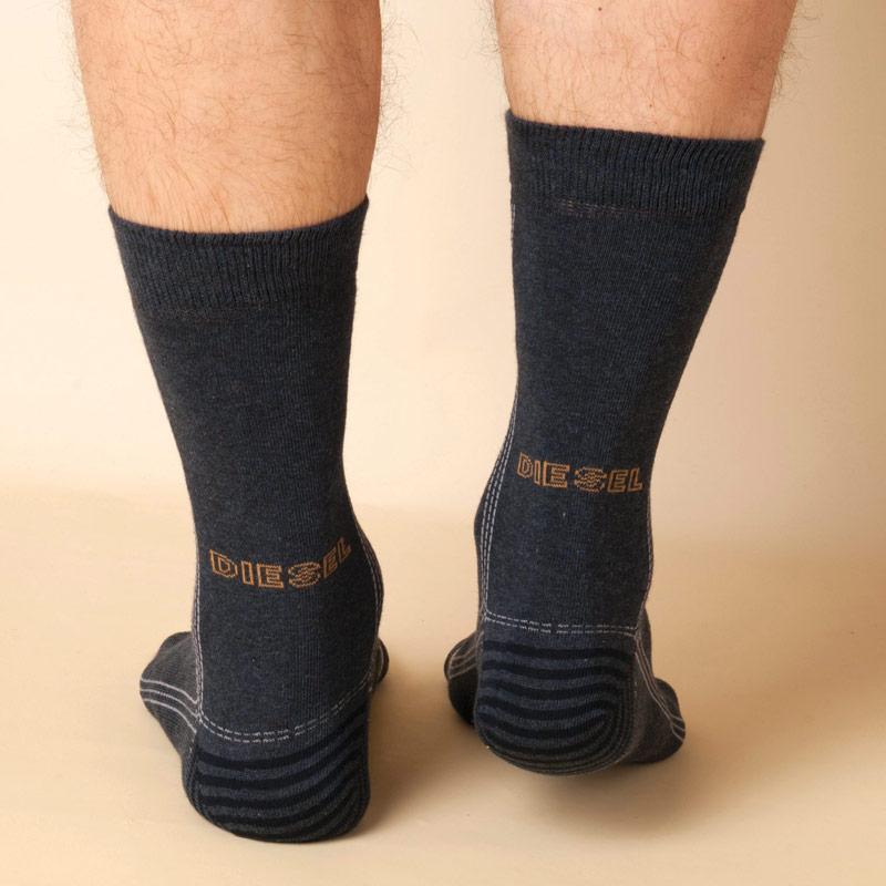 Ponožky Diesel Mens Skm-Ray Socks Navy