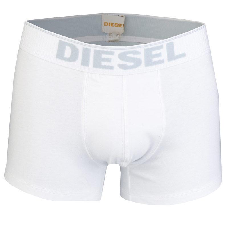 Spodní prádlo Diesel Mens Umbx-Kory Boxer Shorts White