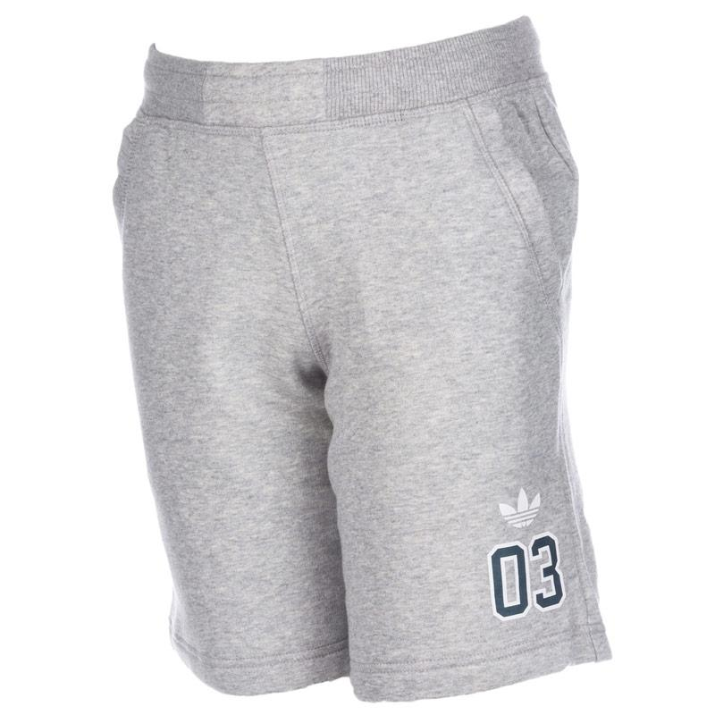 Kraťasy Adidas Originals Infant Boys Concrete Jungle Shorts Grey