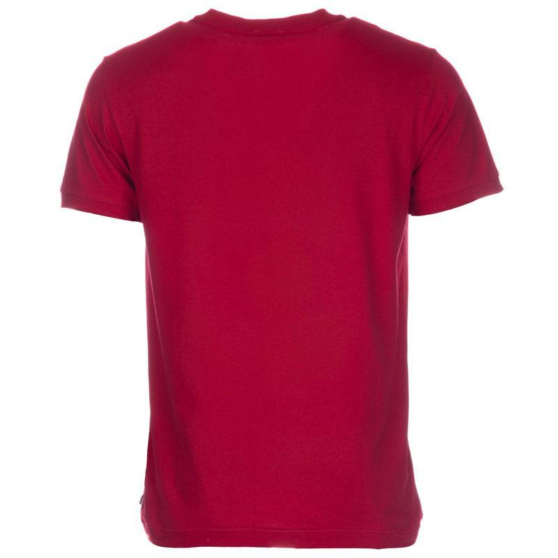 Tričko Diesel Mens Umlt-Jake T-Shirt Red