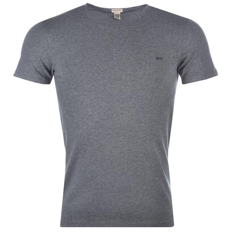 Tričko Diesel Mens Umtee-Randal T-Shirt Grey
