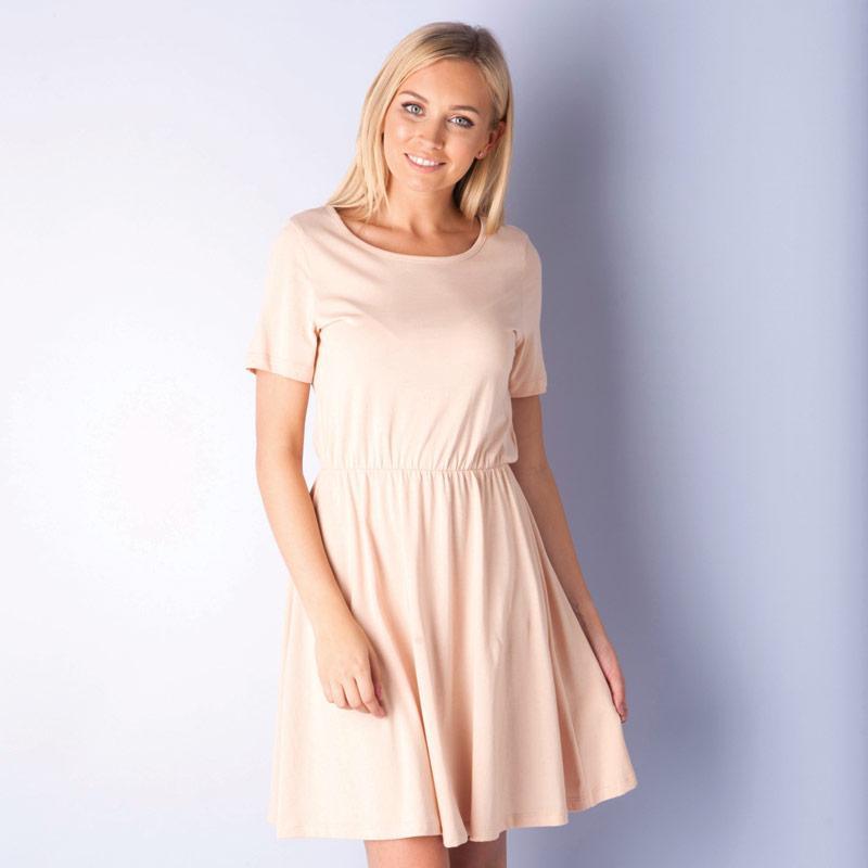 Šaty Vero Moda Womens Arina Dress Rose