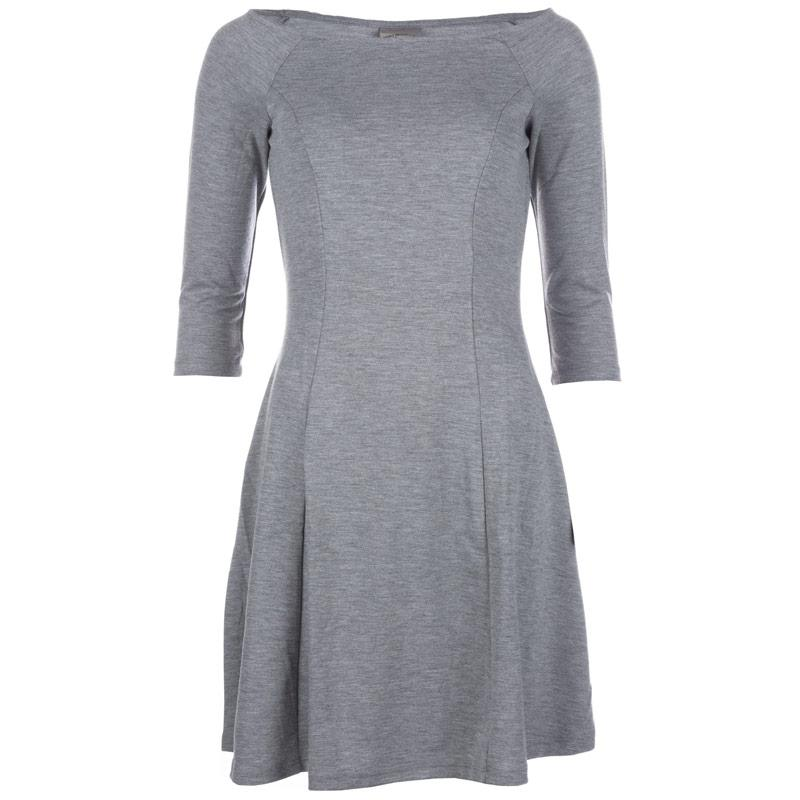 Šaty Vero Moda Womens Kari Dress Grey Marl