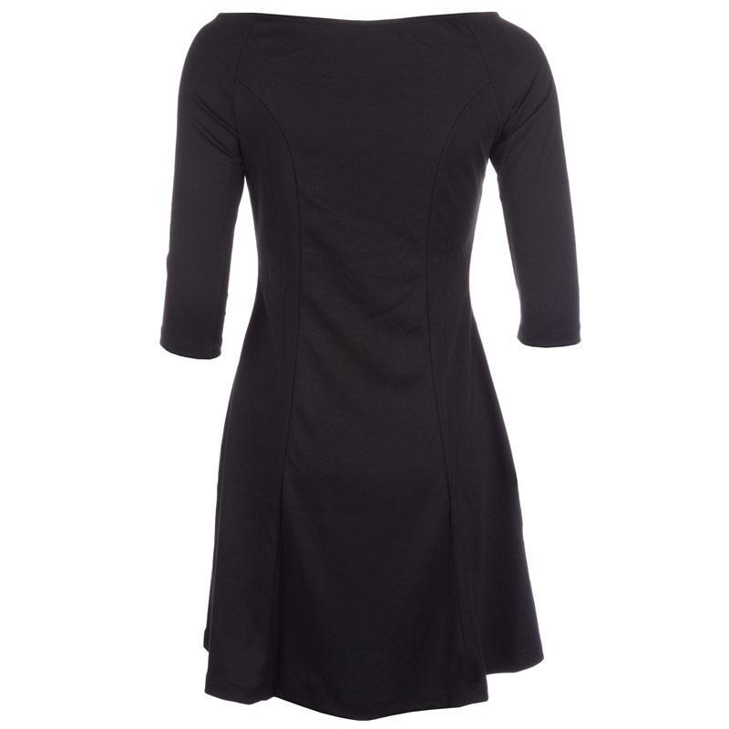 Šaty Vero Moda Womens Kari Dress Grey Marl